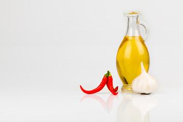 Aglio olio e peperoncino