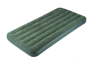 The nice and soft air bed for camping and outdoor picnic