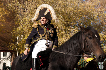 Marschall Frankreich zu Pferd