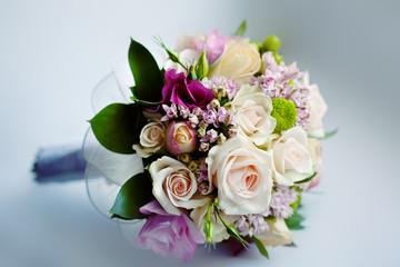 wedding bouquet of flower