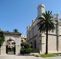 La Loge des Marchands (Lonja) à Palma de Majorque