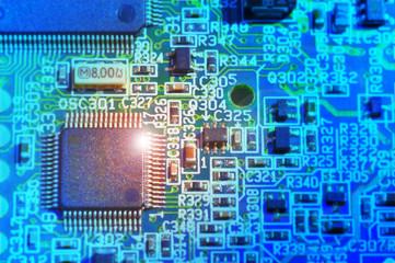 composants électronique