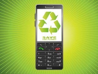 Reciclo Telefono