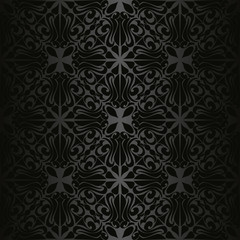 Charcoal seamless  wallpaper.