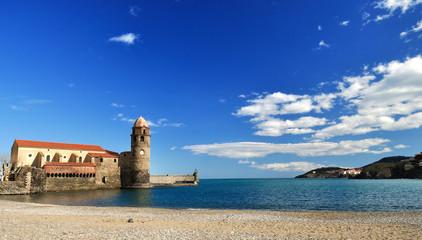 Collioure en France