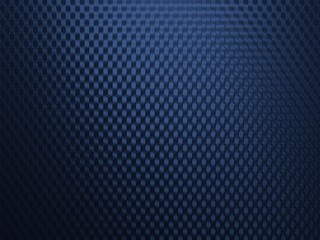 Blue metal background