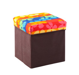 Beautiful and useful stool, inside is the box