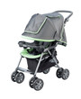 Safety perambulator baby carriage
