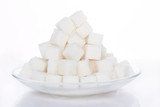 Cubes of sugar