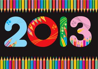 2013 nero matite