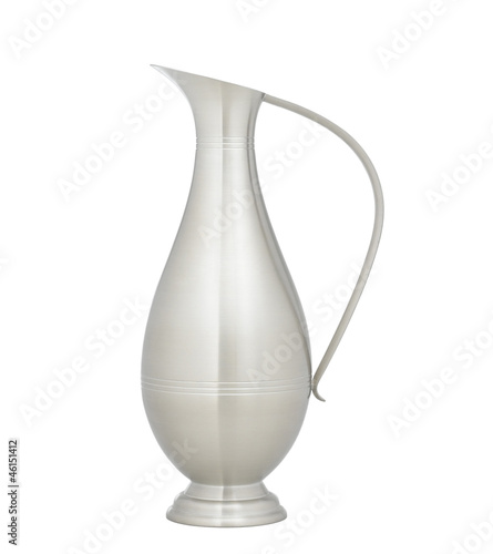 elegant pitcher for serving beverage or home decoration