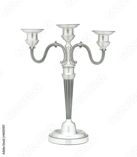 Vintage table candlestick for home decoration
