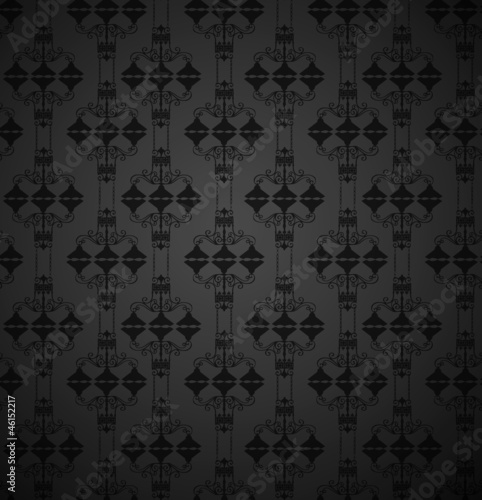 vintage background vector beauty illustration