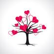 Arbre cœurs