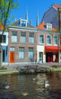 Vintage Houses on Canals, Delft