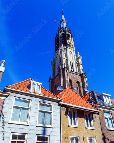 Nieuwe Kerk (New Church), Delft, Holland
