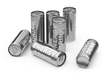 Die Energydrinks