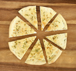 Garlic Rosemary Focaccia