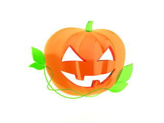 glass pumpkin icon