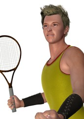 GIOCARE A TENNIS - 3D