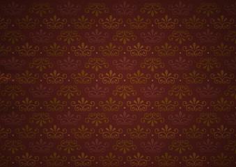 braune tapete