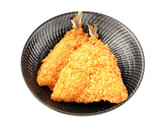 Deep fried horse mackerel