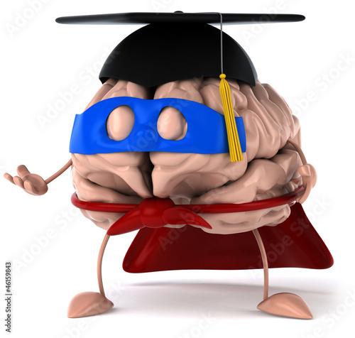 Super student brain