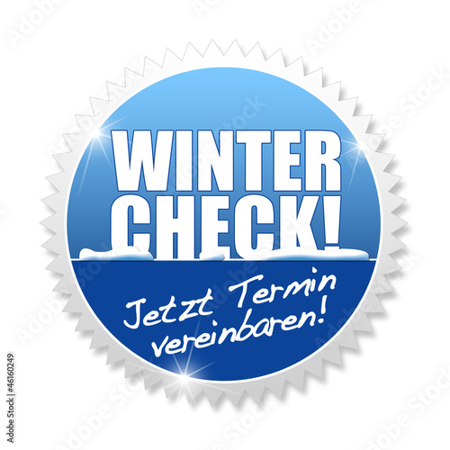 Wintercheck! Button, Icon