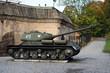 IS-2 russian II war tank