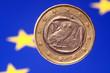 Griechische Eineuromünze