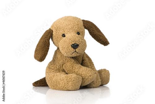 Cute puppy toy