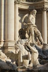 Fontana di Trevi, Roma XXVIII