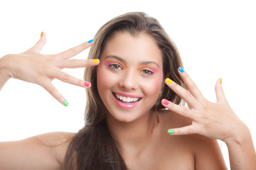 teen make- up