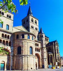 Saint Peter Roman Cathedral, Trier