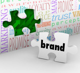 Brand Puzzle Piece Marketing Strategy Answer Completed