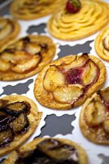 Gâteau, dessert, pâtisserie, tarte, fruits, cuisine, sucre