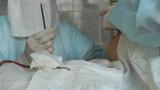 Operating. Otolaryngology
