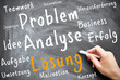 Problem Analyse Lösung