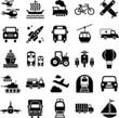 Transports icons
