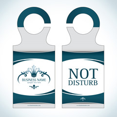 not disturb