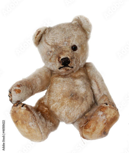 Alter Teddybär - 46188622