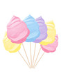 cotton candy - 46189895