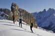 Dolomiten skitouren