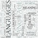 Fototapety Languages Discipline Study Concept