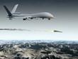Fototapete Combat - Militärischer - Flugzeug