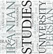 Iranian studies Discipline Study Concept