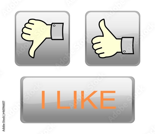 Button I LIKE