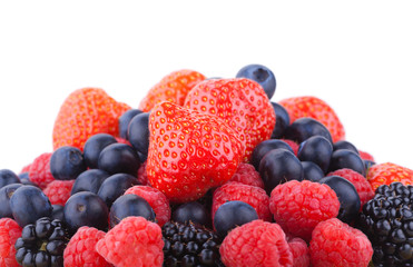 juicy berries