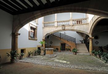Le patio Can Oleza à Palma de Majorque