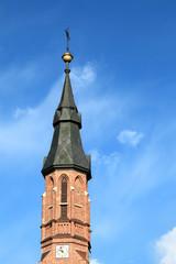 Wieża kościoła Chudoba II